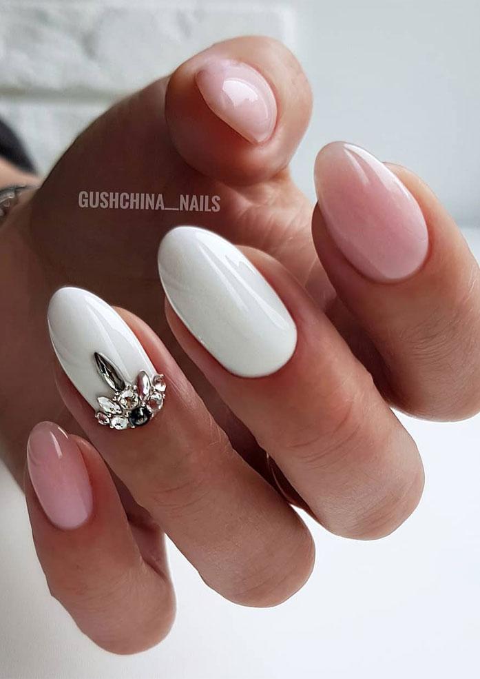 Impresionantes Diseños de uñas para bodas y un verdadero wow nail-designs 3