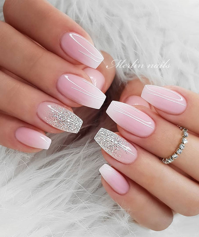 Impresionantes Diseños de uñas para bodas y un verdadero wow nail-designs 5