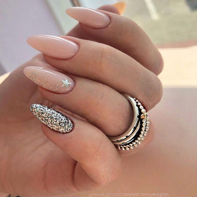 Impresionantes Diseños de uñas para bodas y un verdadero wow nail-designs 8