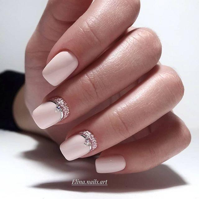 Impresionantes Diseños de uñas para bodas y un verdadero wow nailart 10