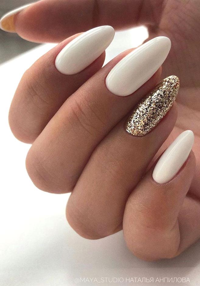 Impresionantes Diseños de uñas para bodas y un verdadero wow nailart 14