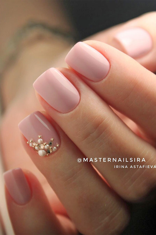 diseños de uñasen gel fuente masternailsira