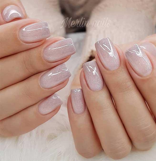 diseños de uñas faciles y bonitos fuente instagram merlin_nails