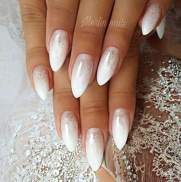 diseños de uñas para boda