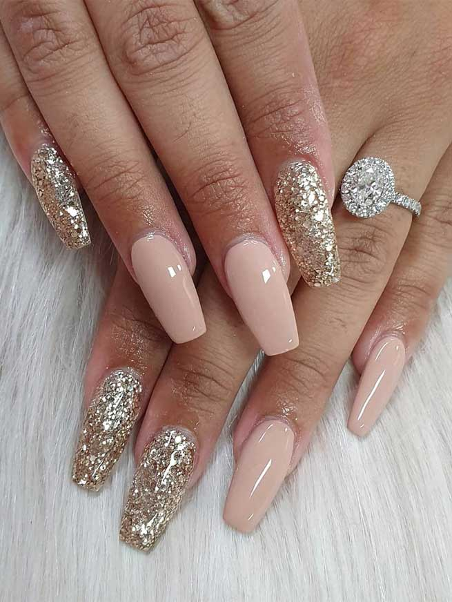 uñas acrílicas diseños fuente instagram nailsbyelectra